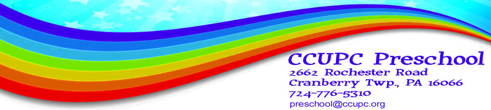 CCUPC Preschool
